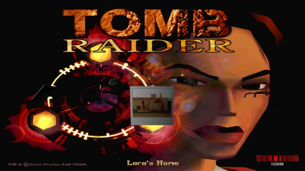SR Tomb Raider menu 01