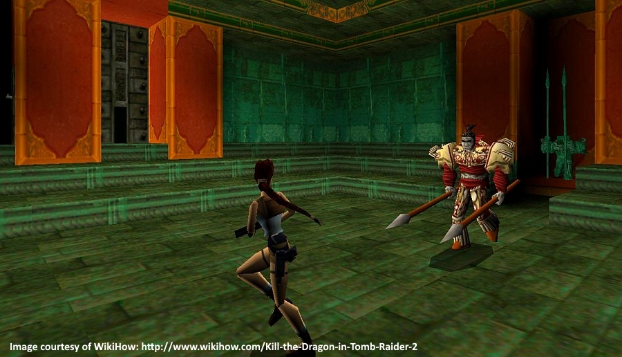 Retrospective Tomb Raider Ii Survivor Reborn
