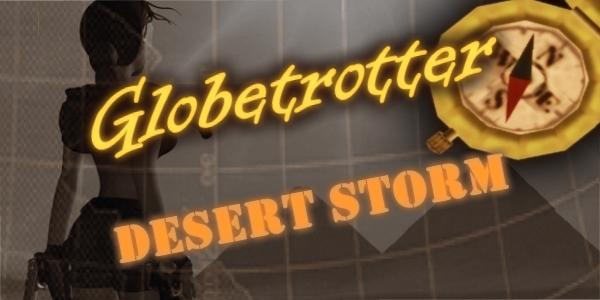 Globetrotter Desert storm