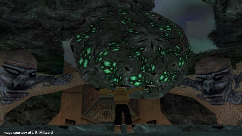 Meteor cavern 01
