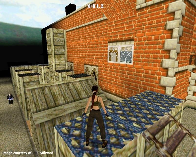 Retrospective Tomb Raider Ii Survivor Reborn