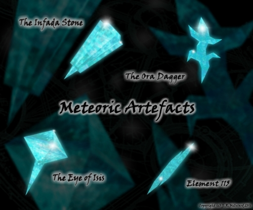 TR3 artefacts