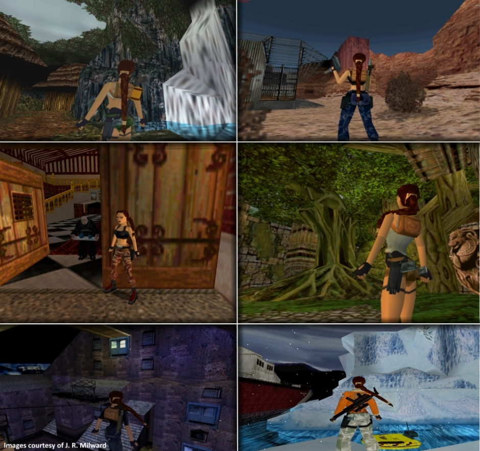 retrospective tomb raider iii survivor reborn. Black Bedroom Furniture Sets. Home Design Ideas