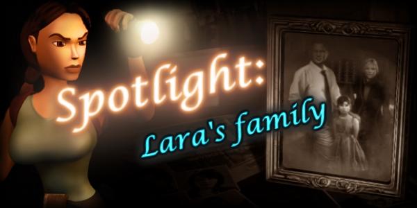 Spotlight Lara's family