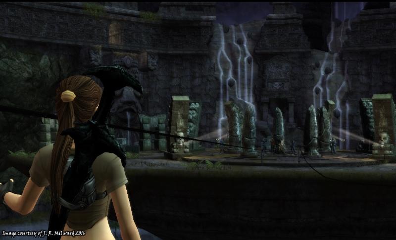 Retrospective Tomb Raider Legend Survivor Reborn
