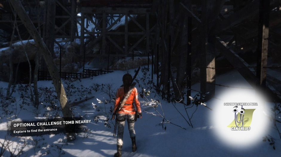 STILL Rising: is a better Tomb Raider game lurking in the